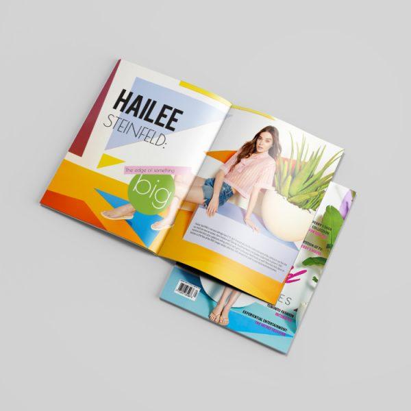 Magainze Design & Layout by NOYADESIGNS