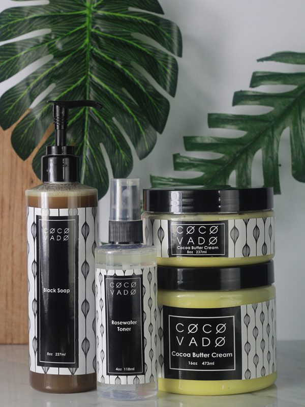 Social Media Content Curation for Green Beauty Brand COCOVADO