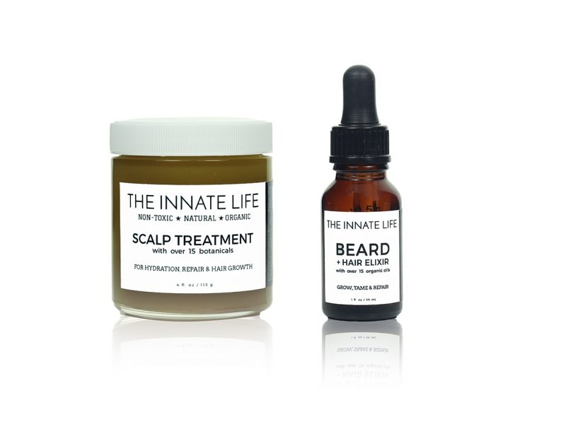 Product Photography for The Innate Life, an Oakville-based natural skincare beauty cosmetics brand.