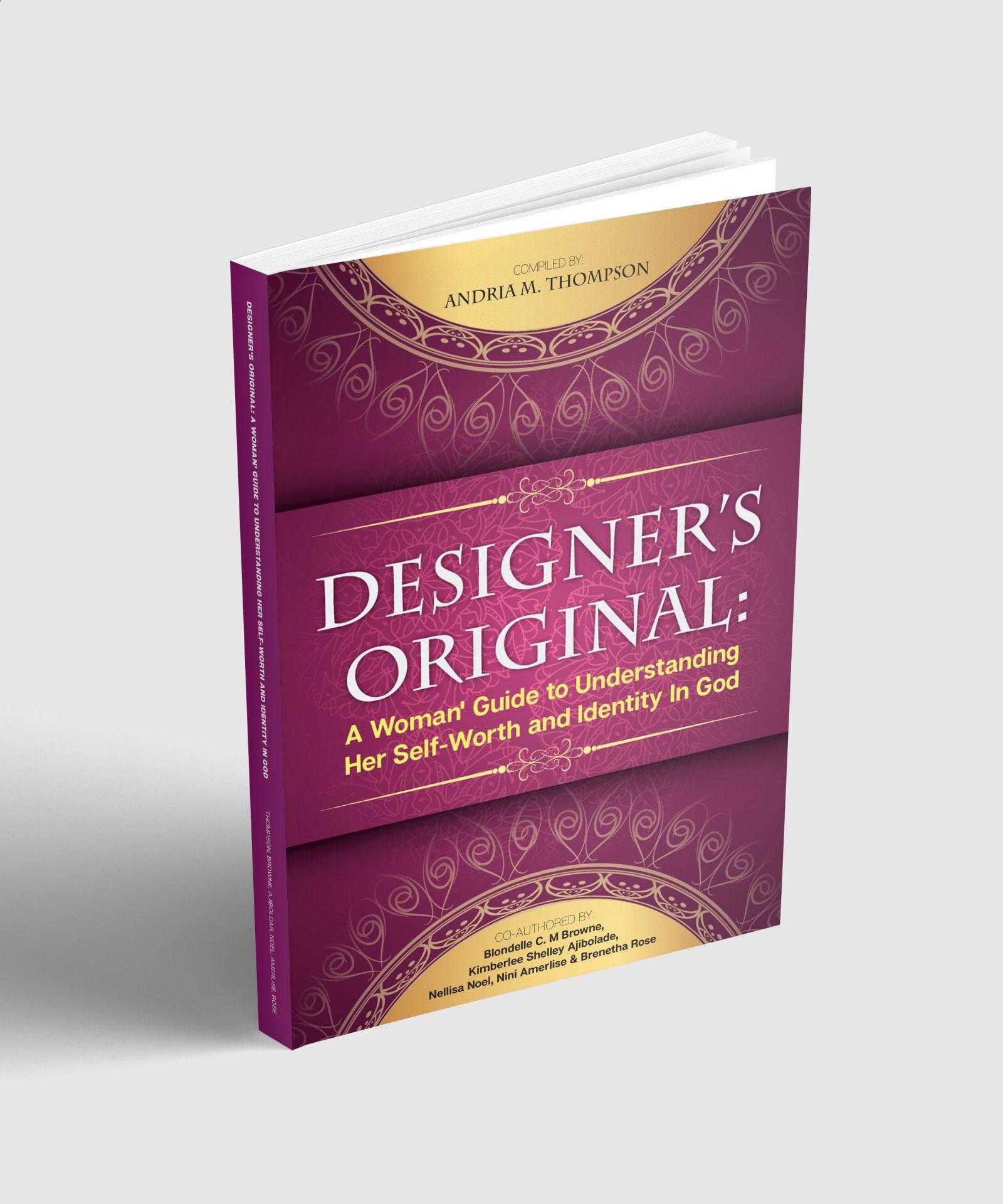 Book Cover Design For Designers Original By A Toronto Based Author